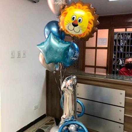 globos de helio bogota