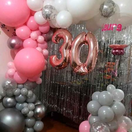 globos helio cumpleaños